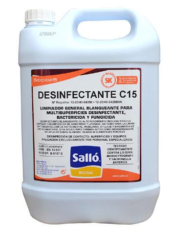 Desinfectante C15