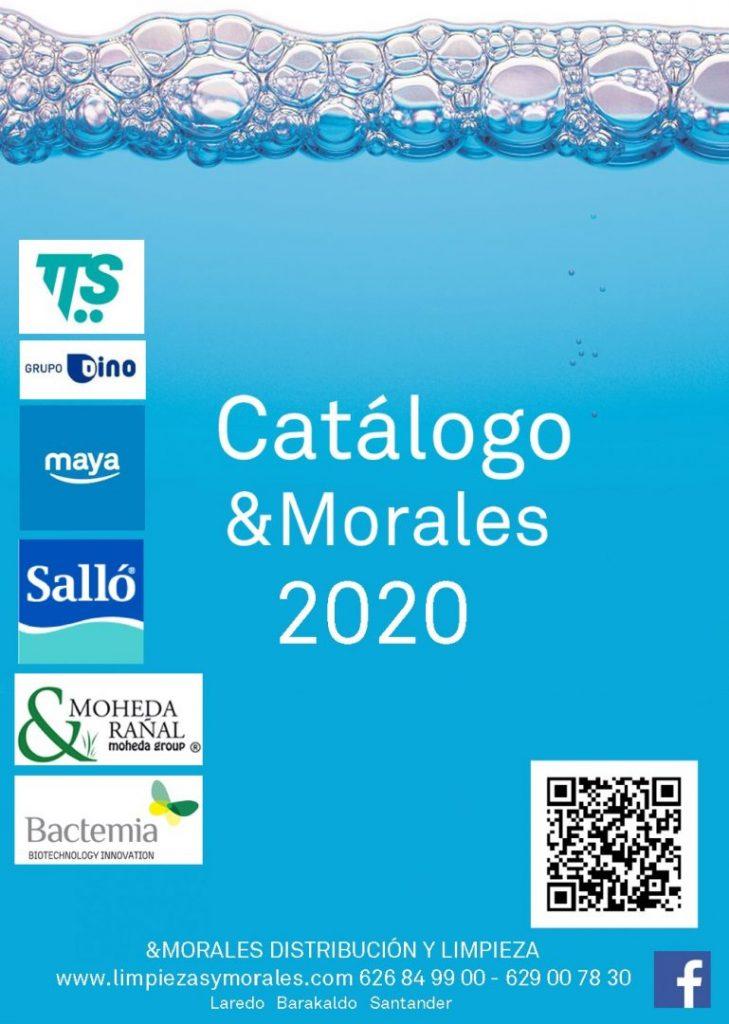 Distribución material de limpieza. Laredo, Barakaldo, Cantabria